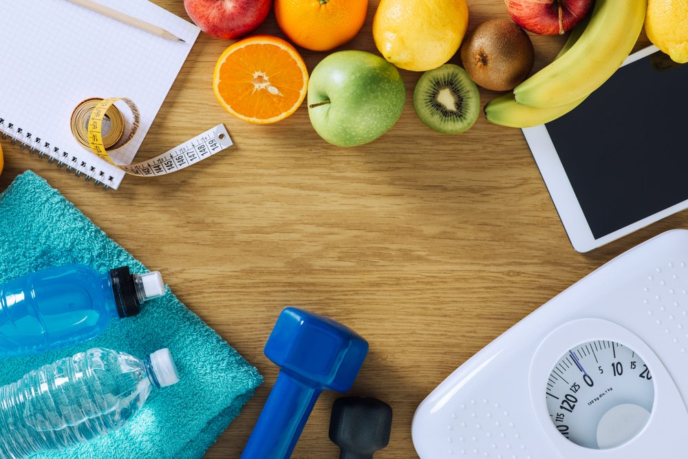 A photo of weight loss mood board   Photo: Shutterstock