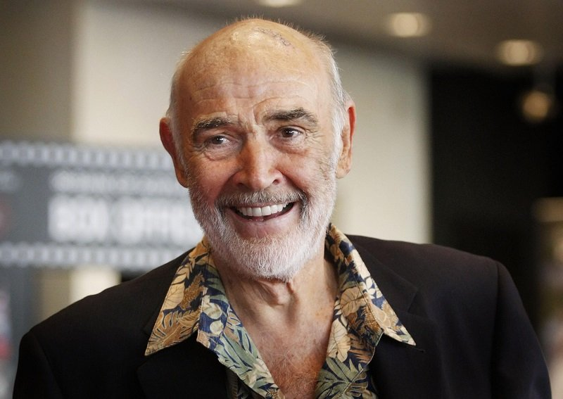 Sean Connery in Edinburg on June 20, 2010   Photo: Getty Images