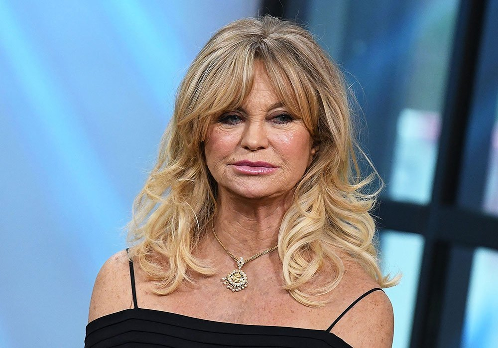 Goldie Hawn. I Image: Getty Images.