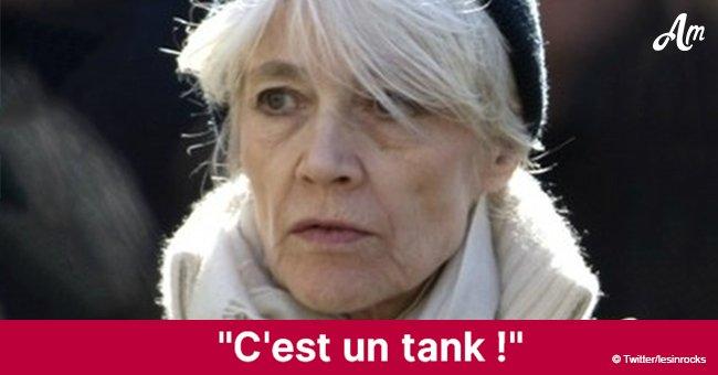 Le vieil ami de Françoise Hardy, qui l'a récemment rencontrée, avoue son état de santé