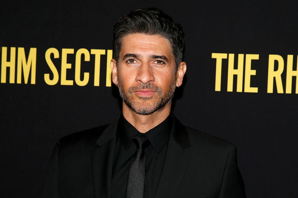 "Raza Jaffrey attends ""The Rhythm Section"" New York Screening at Brooklyn Academy of Music on January 27, 2020  
