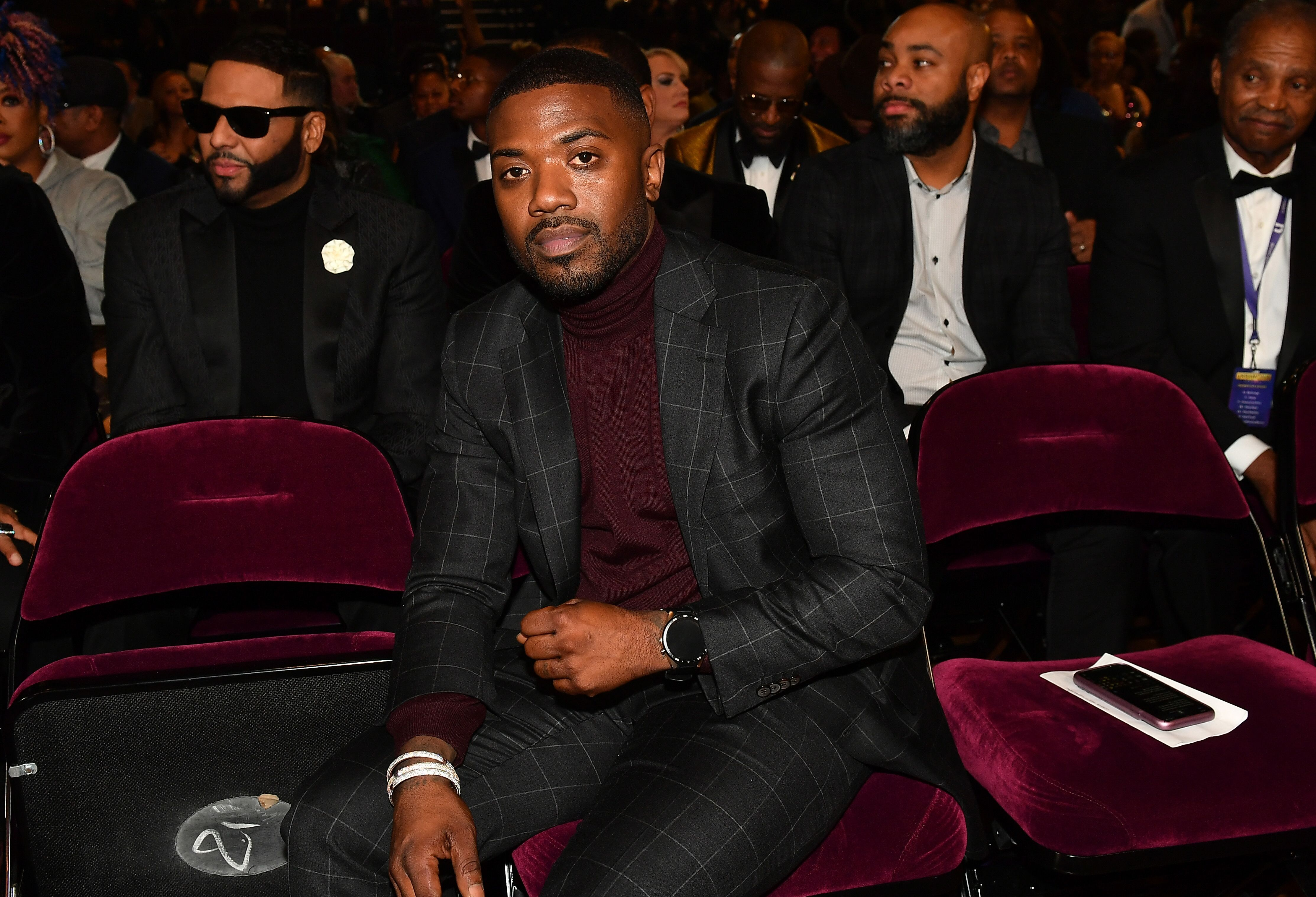 Ray J attends an awards show | Source: Getty Images/GlobalImagesUkraine