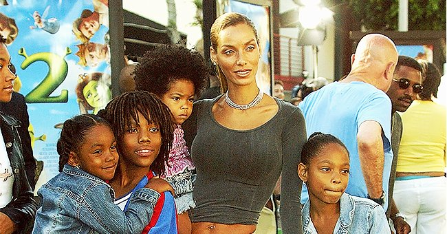 Meet Eddie Murphy's Former Wife of 12 Years and the Mother of His 5 Kids Nicole Murphy