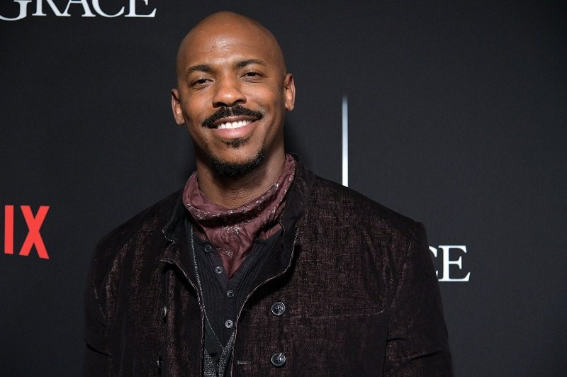 Mehcad Brooks on January 13, 2020 in New York City   Photo: Getty Images
