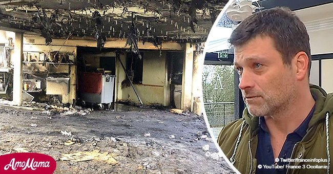 """Le restaurant du chef Yannick Delpech a été incendié après ses critiques sur les """"gilets jaunes"""""""