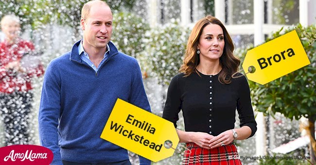 Kate Middleton looks fantastic in a casual checkered midi-skirt arriving at a Christmas party