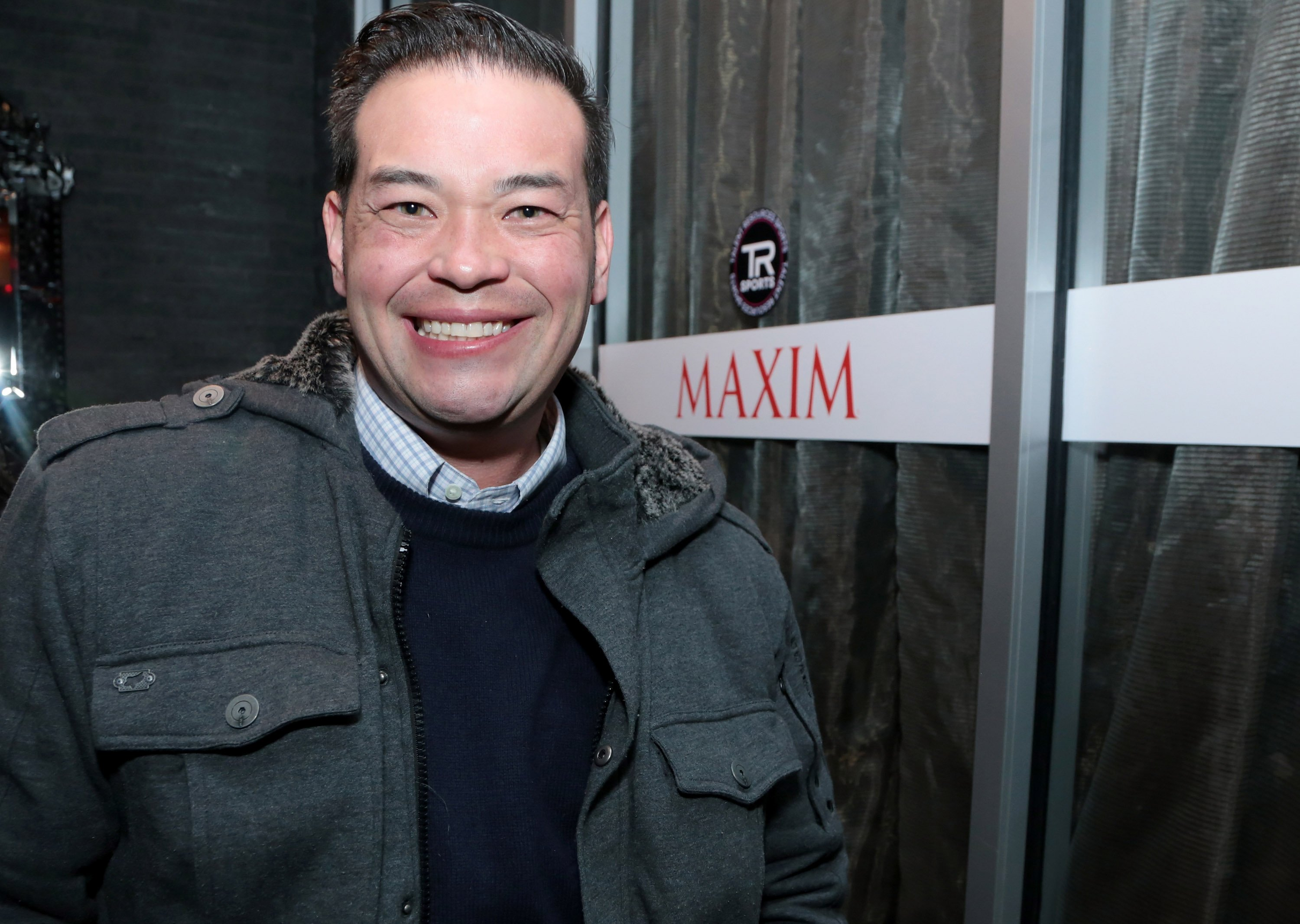 "DJ Jon Gosselin during the Maxim's 2014 ""Big Game Weekend"" in New York City. 
