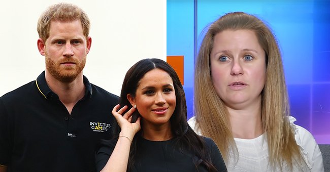 ITV Royal Producer Lizzie Robinson Claims Meghan Markle Will Not Fly to London with Prince Harry during Upcoming Trip