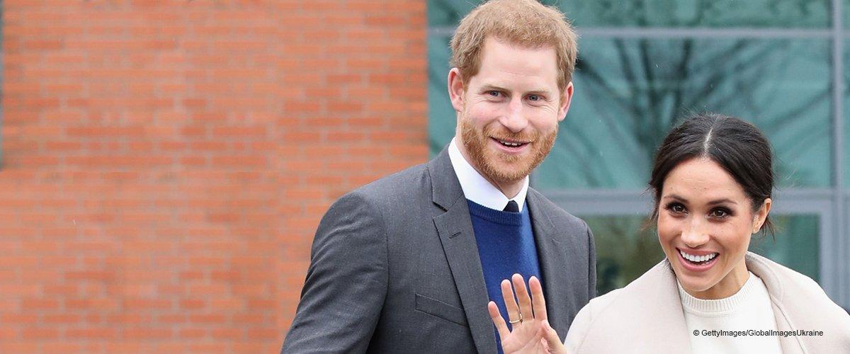 Meghan und Harry trennen sich offiziell von Kate und William, für eigenen königlichen Haushalt