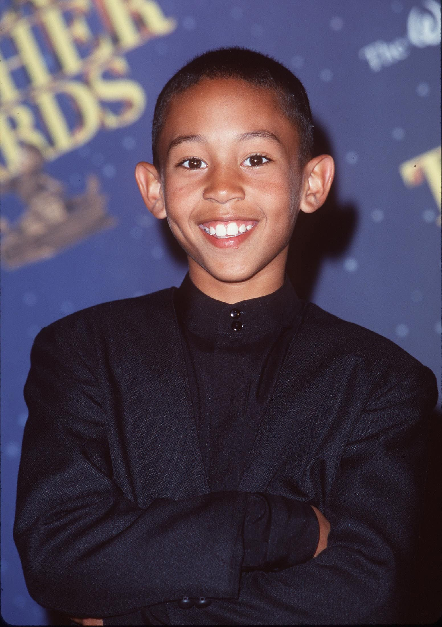 """Tahj Mowry at the premier of """"The 9th Annual American Teacher Awards""""  in 1998   Source: Getty Images"""