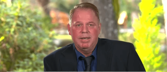 """Thomas Markle during an interview with """"Sunrise"""" in January 2020   Photo: YouTube/Sunrise"""