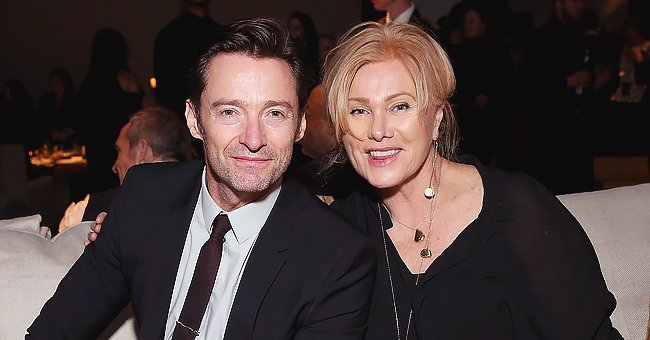 Hugh Jackman Says Wife Deborra-Lee Furness Is Much Tougher on Him Than Any Director