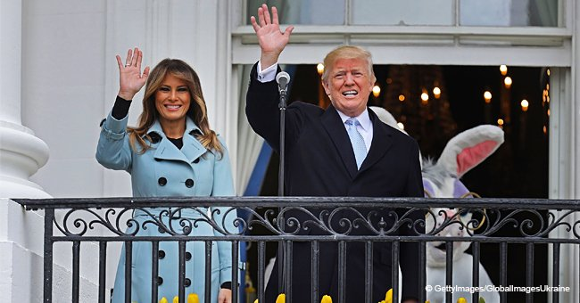 Melania Trump Announces Date for the Traditional White House Easter Egg Roll