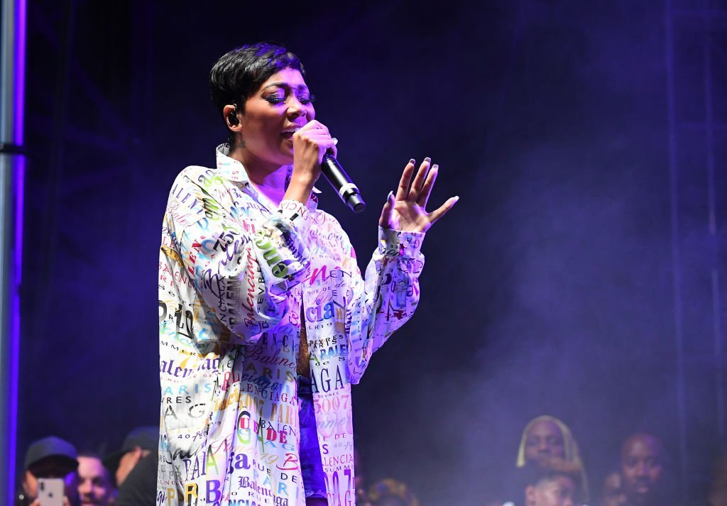 Monica performs onstage during 10th Annual ONE Musicfest at Centennial Olympic Park in Atlanta, Georgia | Photo: Getty Images