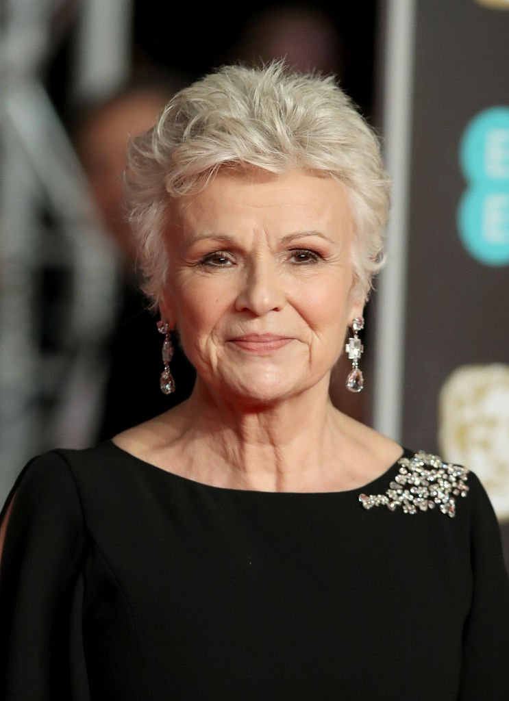 Julie Walters attends the EE British Academy Film Awards (BAFTAs) held at Royal Albert Hall on February 18, 2018 in London, England | Photo: Getty Images