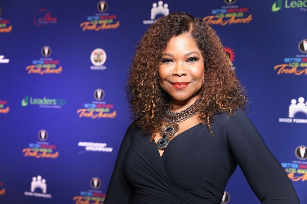 Actress Angela Robinson attends the 5th Annual Truth Awards at Taglyan Cultural Complex | Photo: Getty Images
