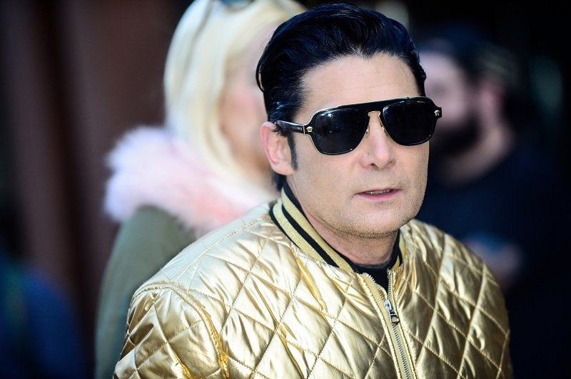 Corey Feldman on January 25, 2019 in Park City, Utah | Photo: Getty Images