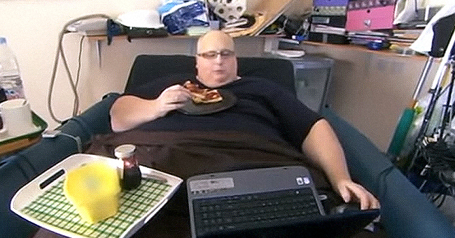 'Former World's Fattest Man' Who Once Weighed 70 Stone Is Leaving the US