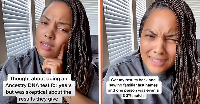 A 31-year-old woman shares how she found out she was adopted   Photo: TikTok/stacysinterlude7