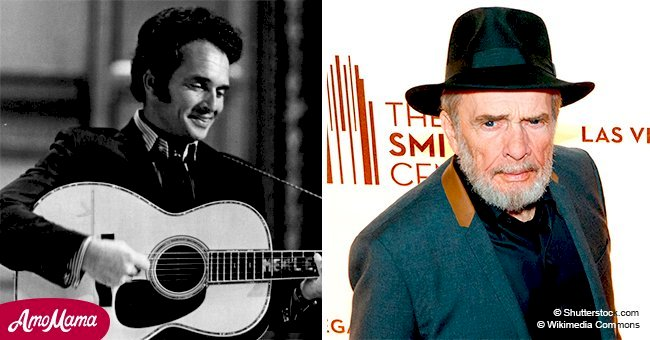 This is the very last song Merle Haggard recorded and it's pure gold