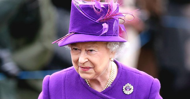 Queen Elizabeth Reveals Sneak Peek of Buckingham Palace's Renovations