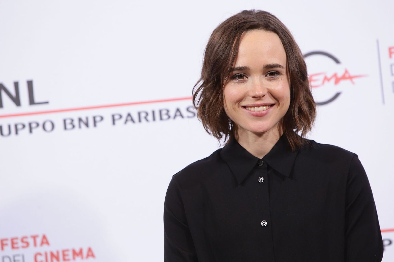 "Ellen Page at a photocall for  ""Freeheld"" during the 10th Rome Film Fest on October 18, 2015, in Rome, Italy 