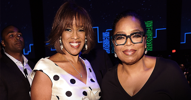 Gayle King Describes the Nicest Thing BFF Oprah Ever Did for Her