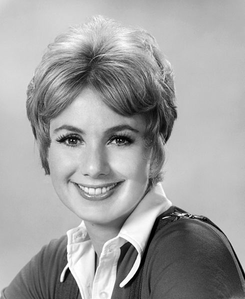 Shirley Jones in 1972. I Image: Wikimedia Commons.