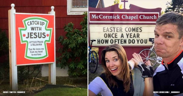 Church Signs That Went Totally Wrong