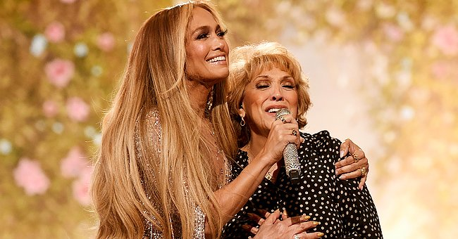 Watch the Touching Performance of Jennifer Lopez and Her Mom Lupe Onstage at the Vax Live Concert