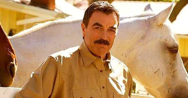 Tom Selleck Leaves $2020 Tip for Restaurant as a Part of the 2020 Tip Challenge