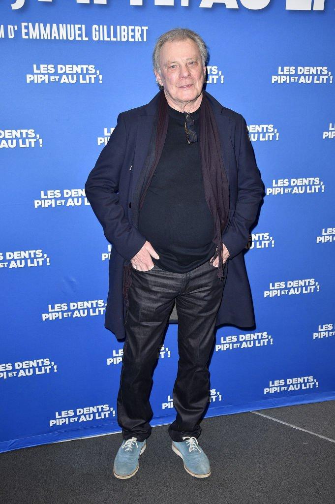 Le chanteur Herbert Léonard. l Source : Getty Images