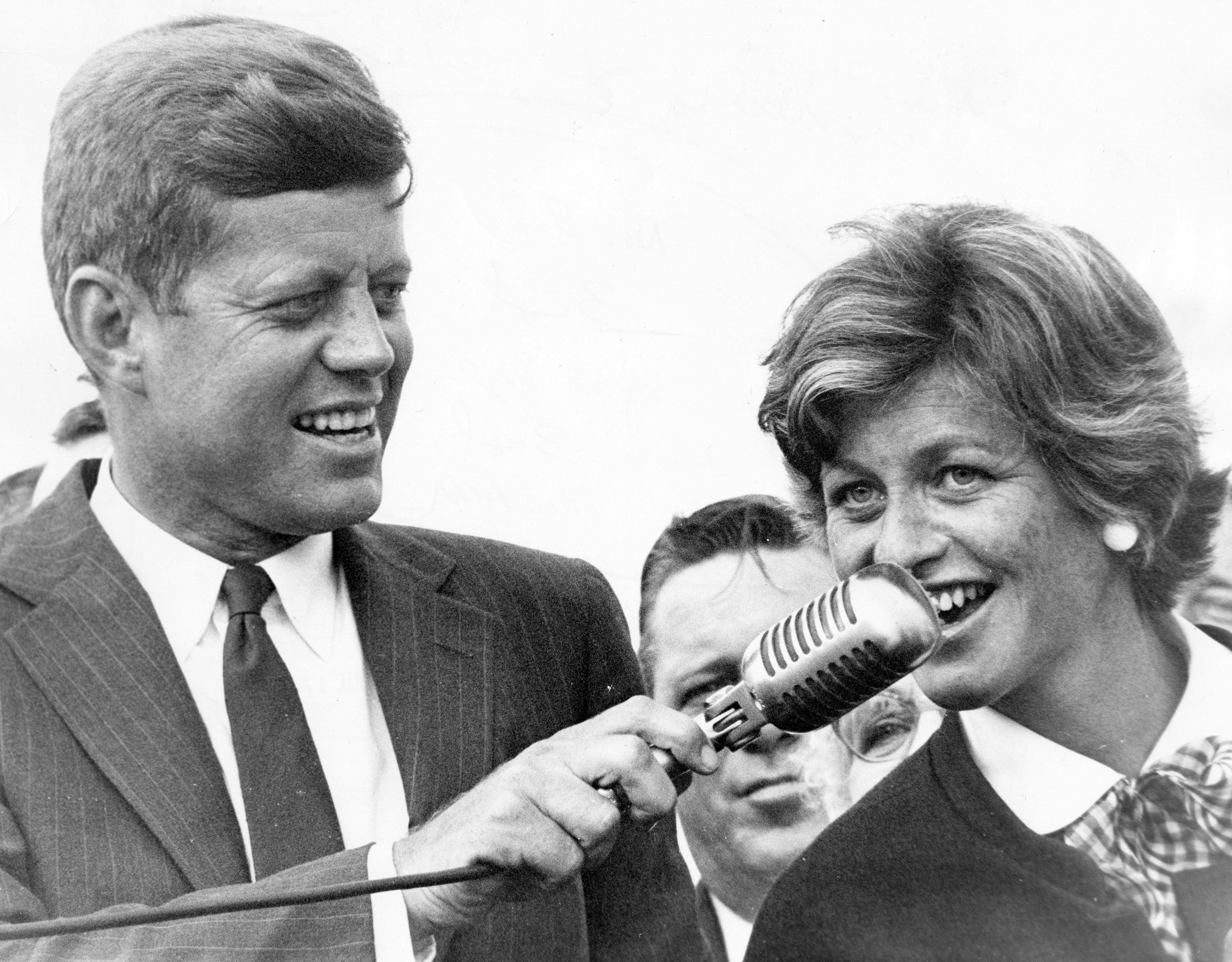 JFK and Jean Kennedy Smith , 1960 | Photo: Getty Images
