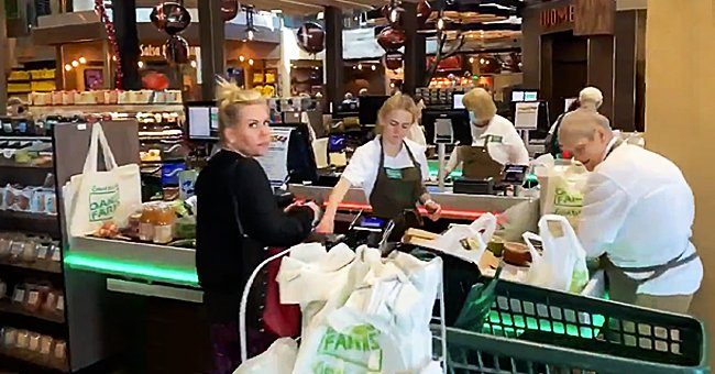NBC News Correspondent Sam Brock's Video Showing Staff in Supermarket without Masks Goes Viral