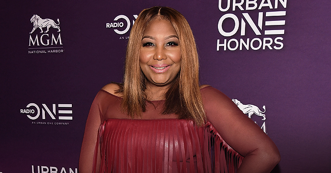 Traci Braxton's Only Grandson Is Growing so Fast in New Adorable Pics