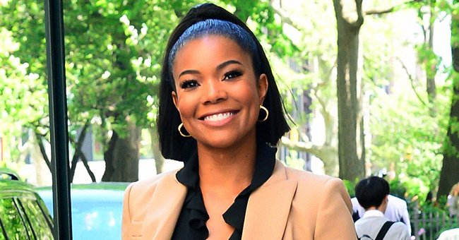 Fans Gush over Gabrielle Union's Daughter Kaavia's Frustrated Mood in This Video — See Comments