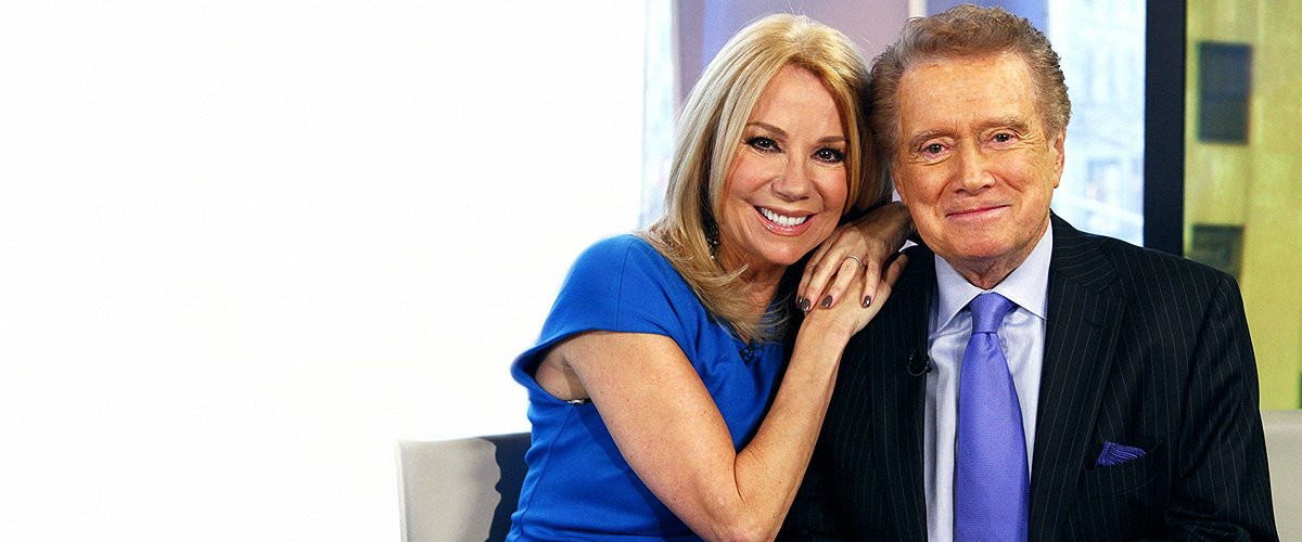 Kathie Lee Gifford, Reese Witherspoon and Other Stars Pay Tribute to Late Host Regis Philbin