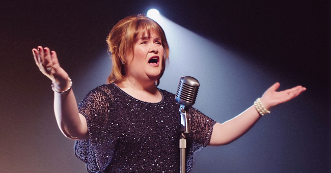 Susan Boyle Performs 'Stand By Me' (Video)