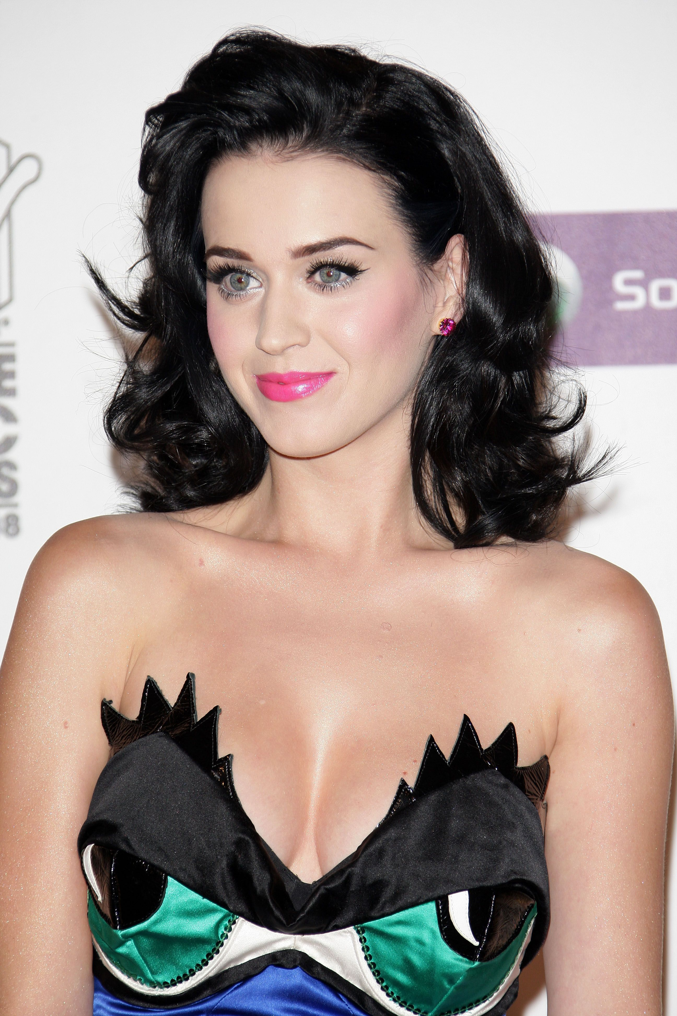 Katy Perry during the 2008 MTV Europe Music Awards held at at the Echo Arena on November 6, 2008 in Liverpool, England. | Source: Getty Images