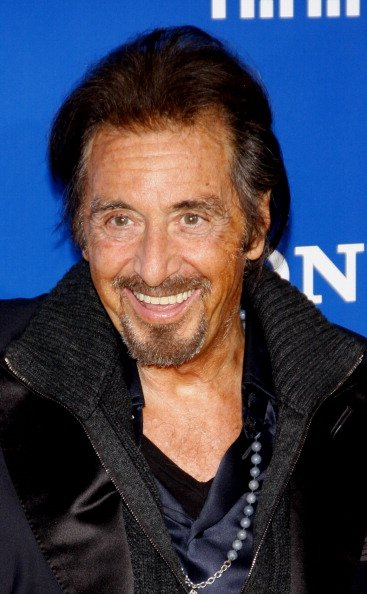 Al Pacino at Regency Village Theatre on November 6, 2011 in Westwood, California.   Photo: Getty Images