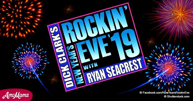 Here's who will headline the 47th anniversary of 'Dick Clark's New Year's Rockin' Eve'