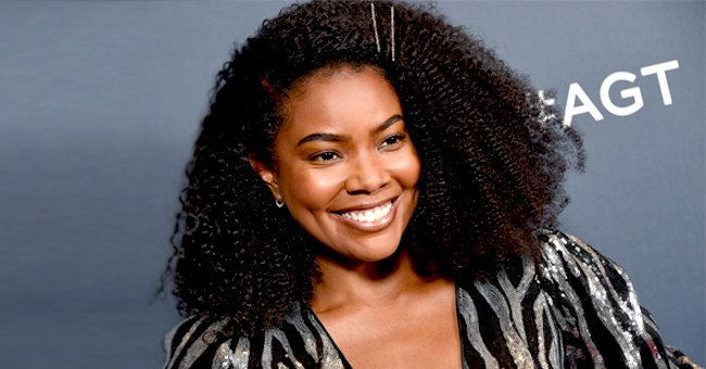 Gabrielle Union's Daughter Kaavia Has a Solemn Expression as She Poses in 'We Can Be Heroes' Sweater