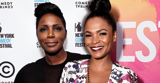 Comedian Sommore Once Talked about Her Sister Nia Long and Said They Were Not Close