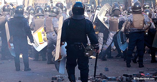 Besançon : Vidéo bouleversante d'un Gilet jaune battu par un policier a rendu le Web furieux