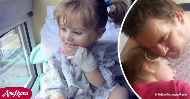 Devastated mom loses her husband 9 months after the tragic death of their six-year-old daughter