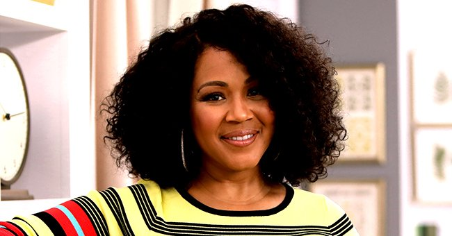 Erica Campbell Expresses Her Love for Her Kids with a Sweet Photo