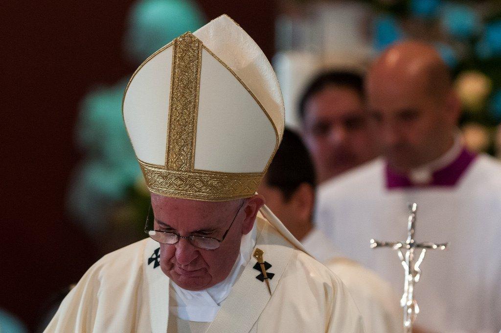 Papa Francisco. | Imagen tomada de: Flickr