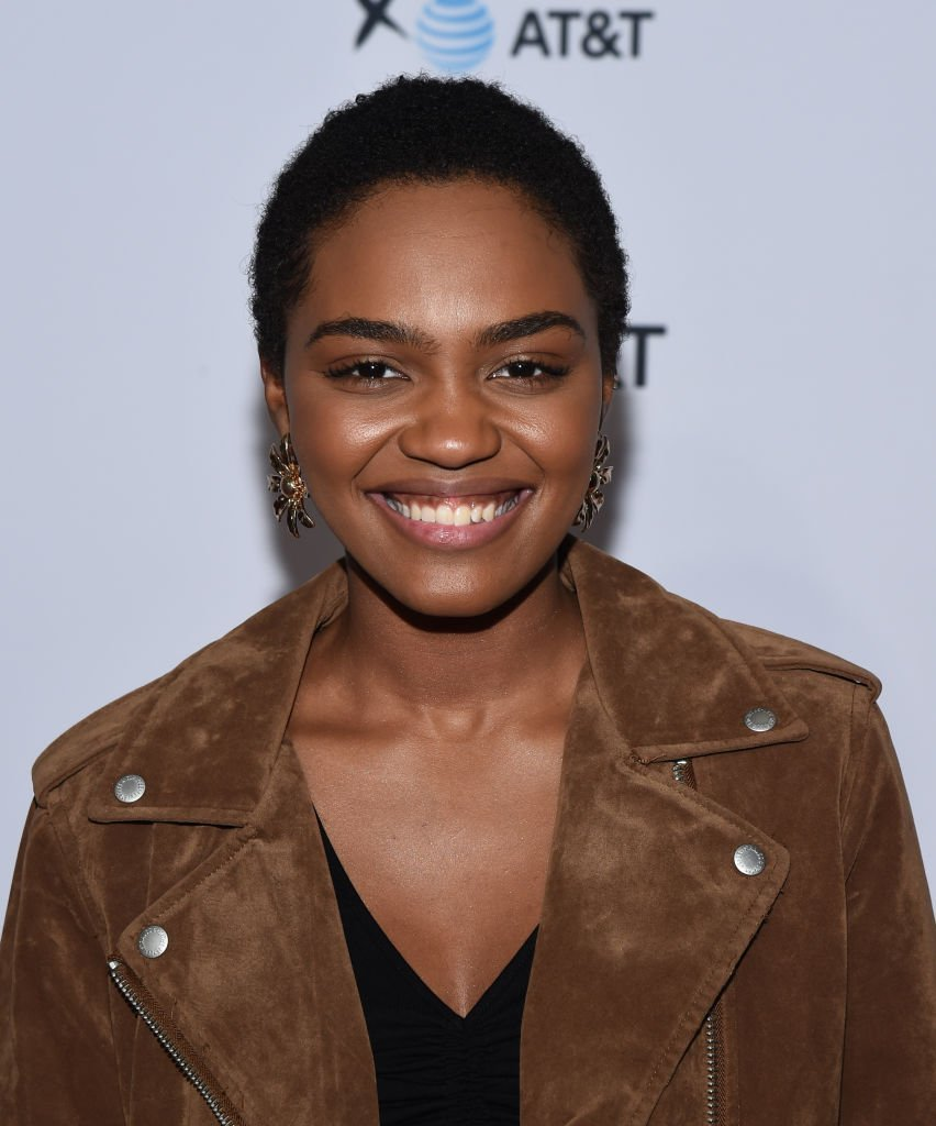 Actress China Anne McClain attends the REVOLT and AT&T Summit | Getty Images