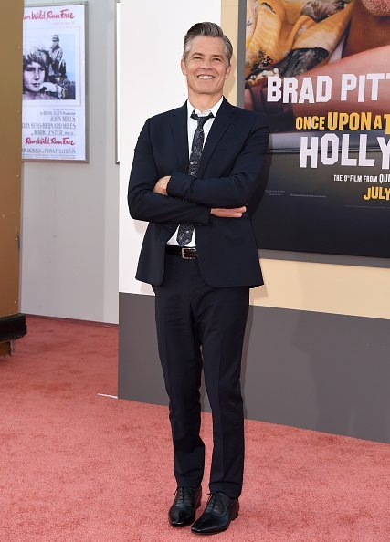 "Timothy Olyphant attends Sony Pictures' ""Once Upon a Time ... in Hollywood"" Los Angeles Premiere in Hollywood, California 