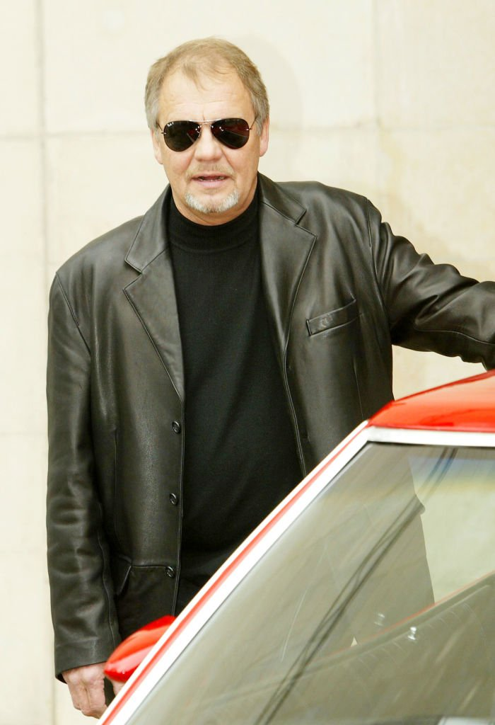 """David Soul at premiere of the movie remake of """"Starsky And Hutch,""""  on March 11, 2004   Photo: GettyImages"""